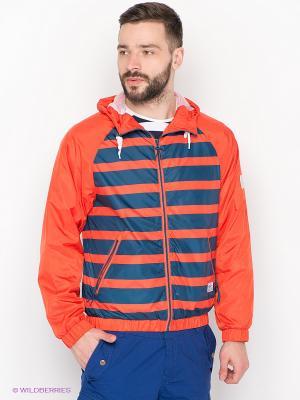 Куртка People. Цвет: красный