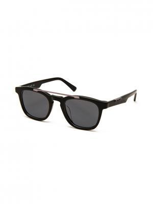 Очки солнцезащитные RY 581S 01 Replay. Цвет: черный