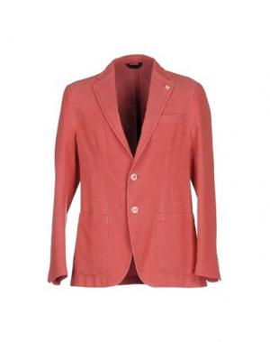 Пиджак SARTORIA LATORRE. Цвет: красный
