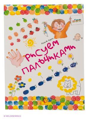 Рисуем пальчиками Феникс-Премьер. Цвет: белый, зеленый, желтый