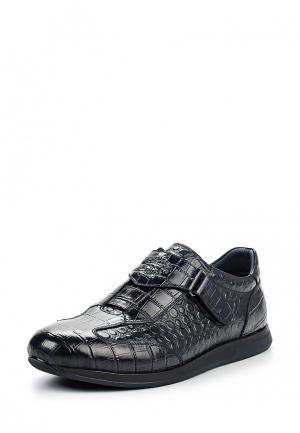 Ботинки Guido Grozzi. Цвет: синий