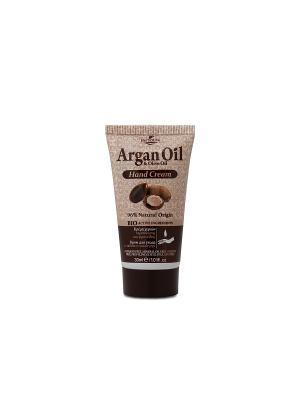 Арганойл мини крем для рук с маслом арганы, 30мл Madis S.A.. Цвет: светло-коричневый