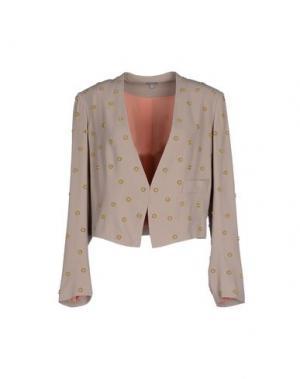Пиджак INTROPIA. Цвет: серый