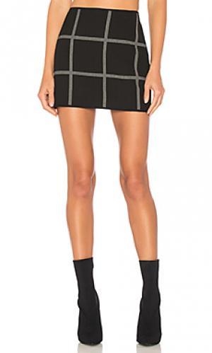 Двусторонняя юбка empress Bailey 44. Цвет: черный