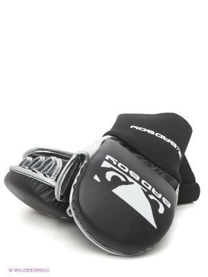 Перчатки Bad Boy Elite Safety MMA Glove. Цвет: черный