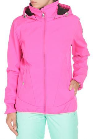 Куртка Luhta. Цвет: 659 розовый