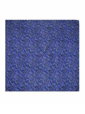 Шаль Magrom. Цвет: синий