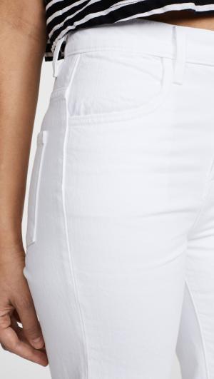 Joan High Rise Crop Jeans J Brand