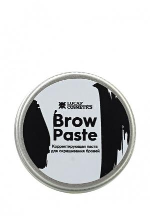 Паста для бровей CC Brow. Цвет: черный