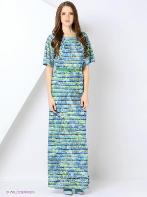 Платье с ремнем Elena Shipilova