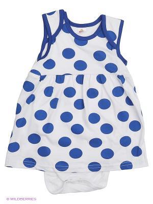 Платье с боди Babycollection