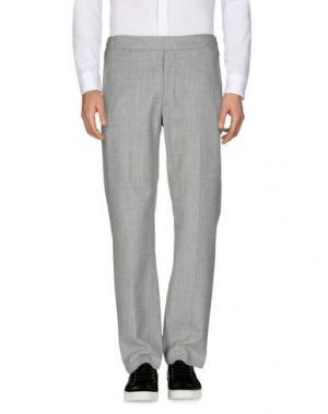 Повседневные брюки UNIFORMS FOR THE DEDICATED. Цвет: светло-серый