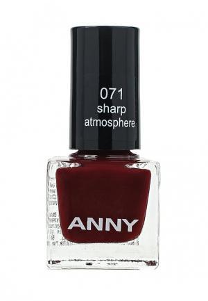 Декоративная косметика Anny. Цвет: бордовый