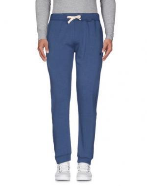 Повседневные брюки ELEMENT. Цвет: грифельно-синий