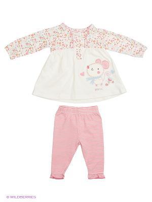 Комплект одежды BABALUNO. Цвет: розовый
