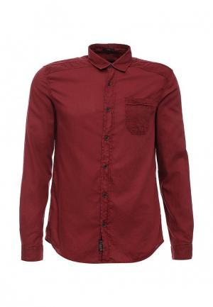 Рубашка Mavi. Цвет: бордовый