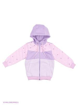 Куртка OVAS. Цвет: сиреневый