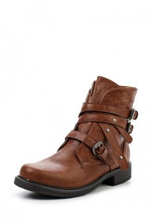 Ботинки Marquiiz. Цвет: коричневый