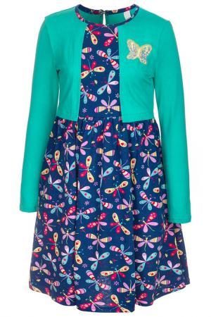 Платье M&D. Цвет: мятный