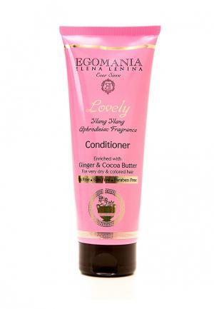 Кондиционер для окрашенных волос Egomania Prof. Цвет: розовый