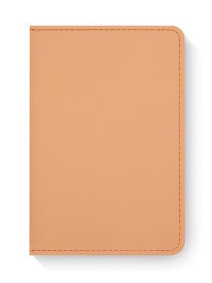 Обложка на паспорт Artskill. Цвет: персиковый