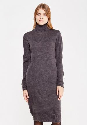 Платье Jacqueline de Yong. Цвет: серый