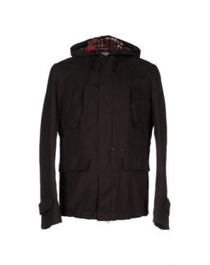 Куртка MC MASTER OF CEREMONIES. Цвет: темно-коричневый