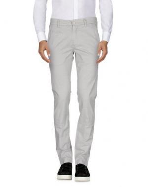 Повседневные брюки EN AVANCE. Цвет: светло-серый