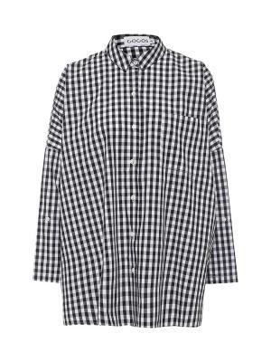 Рубашка COCOS. Цвет: белый