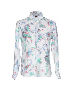 Pубашка MOSAIQUE. Цвет: белый