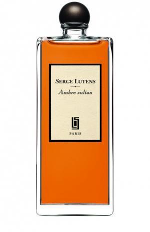 Парфюмерная вода Ambre Sultan Serge Lutens. Цвет: бесцветный