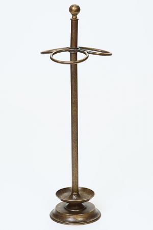 Подставка для зонтиков Stilars. Цвет: бронзовый