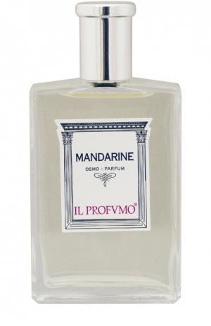 Парфюмерная вода Mandarine Il Profvmo. Цвет: бесцветный