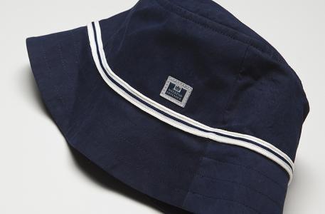 Панамка  Kit Navy Weekend Offender. Цвет: темно-синий