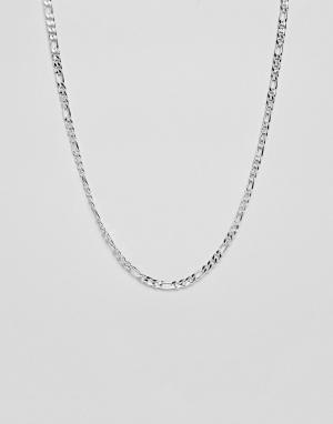 Weekday Ожерелье. Цвет: серебряный