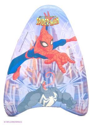 Доска для плавания Человек-Паук John. Цвет: сиреневый