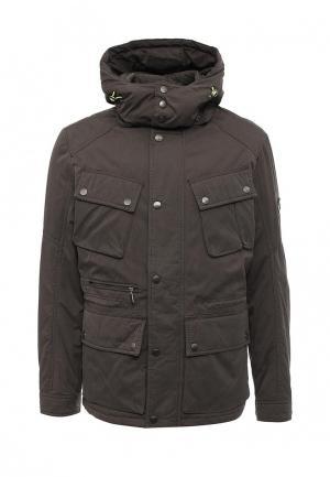 Куртка утепленная Tom Farr. Цвет: разноцветный