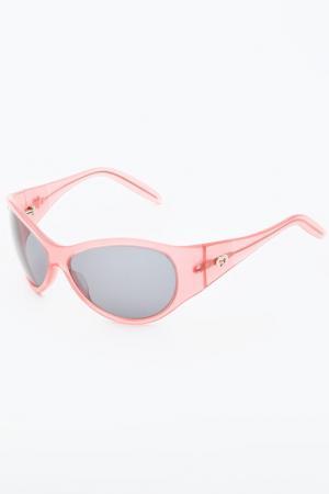 Солнцезащитные очки Mila Schon. Цвет: розовый