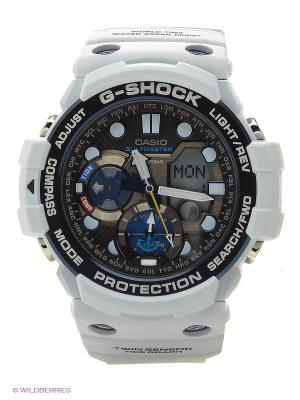 Часы G-Shock GN-1000C-8A CASIO. Цвет: белый