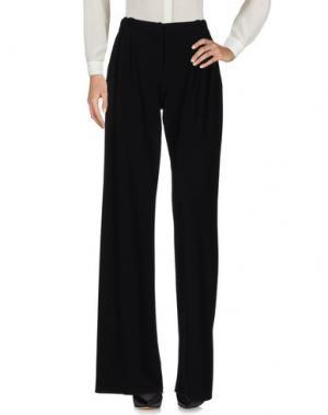 Повседневные брюки MARIELLA BURANI. Цвет: черный