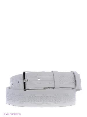 Ремень OSCAR. Цвет: белый
