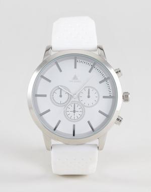 ASOS Белые большие часы. Цвет: белый