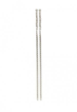 Серьги Kameo-Bis. Цвет: серебряный