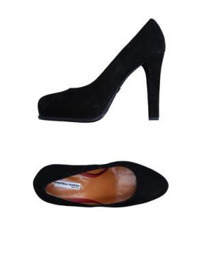 Туфли FRATELLI KARIDA. Цвет: черный