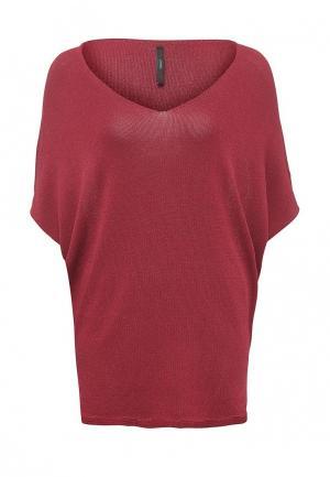 Пуловер Firkant. Цвет: красный