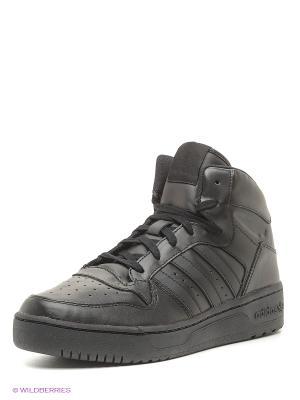 Кроссовки M Attitude Revive W Adidas. Цвет: черный