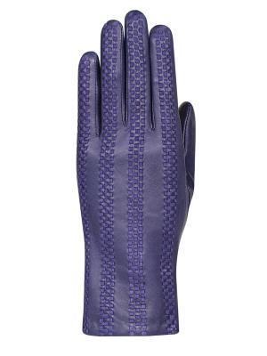 Перчатки Eleganzza. Цвет: фиолетовый