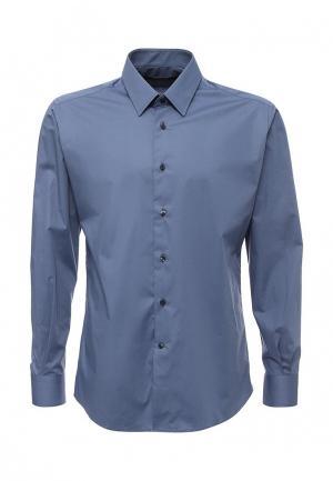 Рубашка Lagerfeld. Цвет: синий
