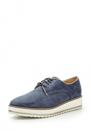 Ботинки Marquiiz. Цвет: синий