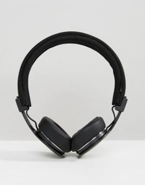 Urbanears Черные беспроводные Bluetooth-наушники Plattan Advanced. Цвет: черный